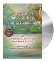 Edgar Cayce's Quick & Easy Home Remedies DVD