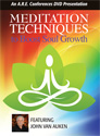Meditation Techniques to Boost Soul Growth DVD