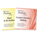 Buy One, Get One: Mind Is the Builder/Creative Decision Making Presleep CDs