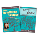 Buy One, Get One: Karma to Grace DVD / book