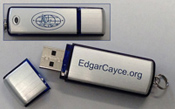 A.R.E. Logo 8GB Flash Drive ~ Preloaded with Bonus Material